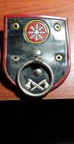 TW belt axe holder